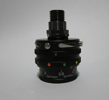 #565 Gehmann Rearsight Iris, 6 color  filters & Twin Polariser Made in Germany!