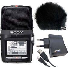 Zoom H2n Handy Recorder + keepdrum Zubehör Set
