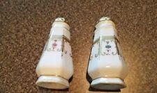 Vintage ~ Glass ~ Salt & Pepper Shakers