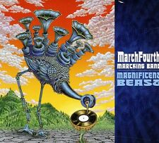 Magnificent Beast - Marchfourth Marching Band (2011, CD NEU)