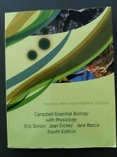 Campbell Essential Biology With Physiology Fourth Edition Pearson 4th