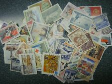 Lot of 112 Stamps from Chile