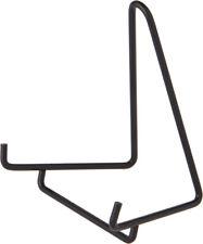 "Bard's Black Wire Stand, 4"" H x 3.25"" W x 3"""