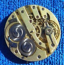 Watch. For Spare Parts Swiss Vintage Movement from Pocket