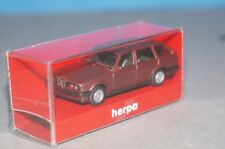 RF10-4] Herpa - BMW 325i Touring (E30) - weinrot-metallic - 3063 - 1:87 in OVP