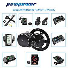 Livraison gratuite en UE bafang 48V500W BBS02B kits de moteur à manivelle