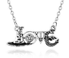NEW Harry Potter Love Necklace - Perfect Gift for Christmas