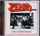 Zenith Death By Misadventure CD Heavy Me...