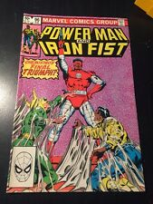 Power Man And Iron Fist#96 Awesome Condition 8.0(1983) Chan/Mignola Art!