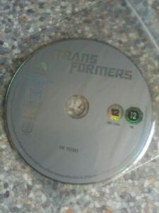 DVD  Trans Formers  disc only (281)