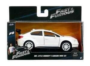 Jada Toys 98305 Mr. Little Nobody's Subaru WRX STI - Fast & Furious 1:32 NEU OVP