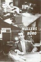 NFP 8.448 – MÜLLERS BÜRO – Christian Schmidt, Andreas Vitasek 1986 RARE