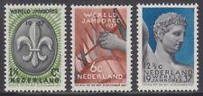 NVPH 293-295 Jamboree 1937 postfris (MNH)