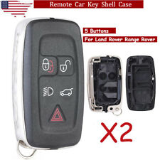 2 Smart Remote Key Case Shell Fob For 2010 2018 Land Rover Range Rover Sport Lr4 Fits More Than One Vehicle