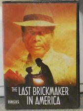 The Last Brickmaker In America (DVD, 2008) RARE FAMILIES FILM DRAMA BRAND NEW