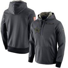 Dallas Cowboys Nike Salute to Service Fleece Pullover Hoody STY 160810028 2x 68a4b7346