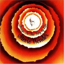 STEVIE WONDER - SONGS IN THE KEY OF LIFE - 2CD NEW SEALED 2000