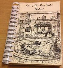OUT OF OLD NOVA SCOTIA KITCHENS Marie Nightingale Book (Spiral Bound) Canada
