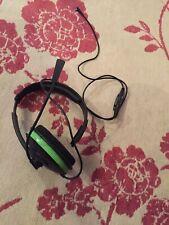 turtle beach Chat Communicator headset Xbox 360 Ear Force Xc1