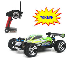 New Wltoys A959-B 2.4G 1:18 1/18 4Wd 70Km/H Electric Rtr Off-Road Buggy Rc Car