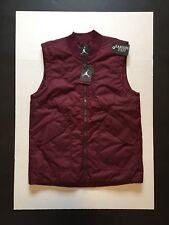 Nike Air Jordan Lifestyle Men's Vest Jacket 807953-681 Size M