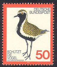 Germany 1976 Plover/Birds/Nature Protection/Wildlife/Conservation 1v (n37076)