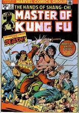 A371 Master of Kung Fu #22 (Nov 1974)