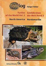 TERRALOG, Turtles of the World Vol. 2, North America