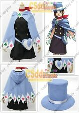Ace Attorney Trucy Wright Cosplay Costume dress