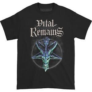 Vital Remains Men's  Forever Underground T-shirt Black
