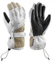Leki Ski gloves  Gore-Tex Canny S women's LEKI Trigger S Gloves White/sand New