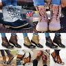 Womens Lady Duck Boots Snow Waterproof Hiking Walking Hiker Ankle Rain Shoes US