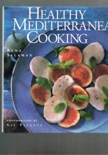 Healthy Mediterranean Cooking by Rena Salaman (Hardback)