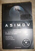 ISAAC ASIMOV - IL CICLO DELLE FONDAZIONI. - ED:OSCAR MONDADORI - ANNO:2016 (FB)