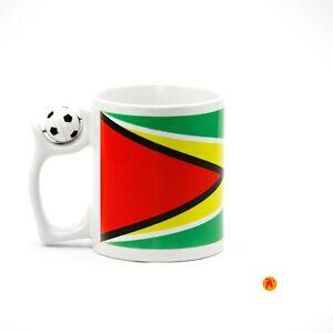 Guyana Football Mug