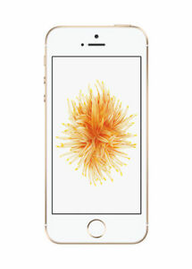 Apple iPhone SE - 128GB - Gold (Unlocked) A1723 (CDMA + GSM)