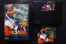 PULSTAR SNK Neo Geo AES Very.Good.Condition JAPAN