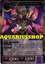 Force of Will Mefisto, il Tiranno dell'Abisso TAT-083 ITA Super Rara FOW Tyrant