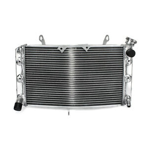 Radiatore raffreddamento acqua motore per Yamaha Fazer FZS FZ1 FZ1N 1000 06-12