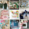 100pcs Latex Helium Ballons Macaron Birthday Christmas Home Party Decor Supplies