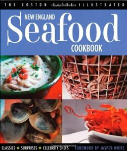 NEW ENGLAND SEAFOOD COOKBOOK by Unknown Hardback Book The Cheap Fast Free Post