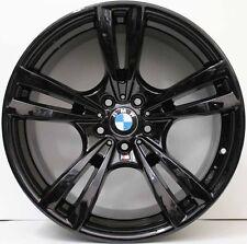 20 inch Genuine BMW X5 / X6 M SPORT  ALLOY WHEELS IN CUSTOM BLACK