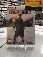 Company Of Heroes 2 Ita PC DVD ROM NUOVO SIGILLATO
