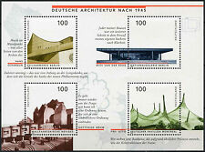 Germany 1997 SG#MS2762 Architecture MNH M/S #D335