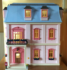 Playmobil 5303 deluxe doll house House Mansion With Working Doorbell