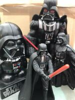 Star Wars Darth Vader Toy Lot 5 different preowned/noc toys