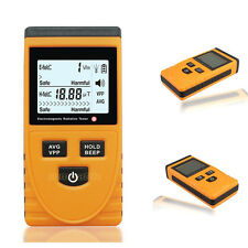 Certificated - EMF Gauss Meter Electromagnetic Radiation Detector Tester Test AU