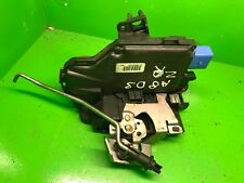 Audi A8 D3 REAR RIGHT DOOR LOCK MECHANISM 4E0839016