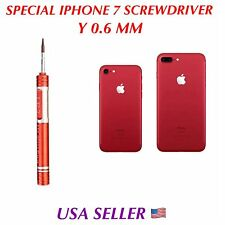Y 0.6mm Tri-point Triwing  Screwdriver iPhone 8 8G X  7 & 7 Plus  Y Tip 10 USA