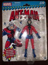 Marvel Legends ANT-MAN Vintage Wave 2 Super Heroes 6 Inch IN STOCK